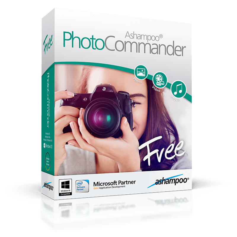 Ashampoo® Photo Commander FREE - Overview