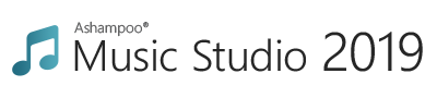 Ashampoo® Music Studio 2019