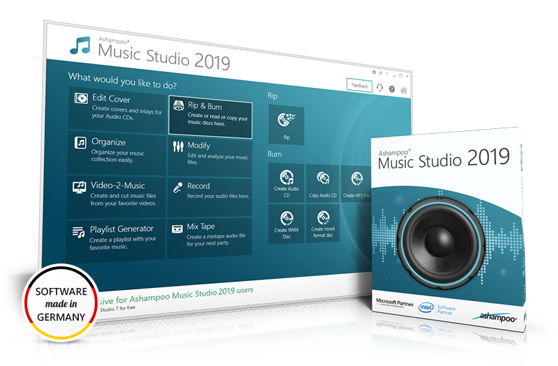 Screenshot Music Studio 2019