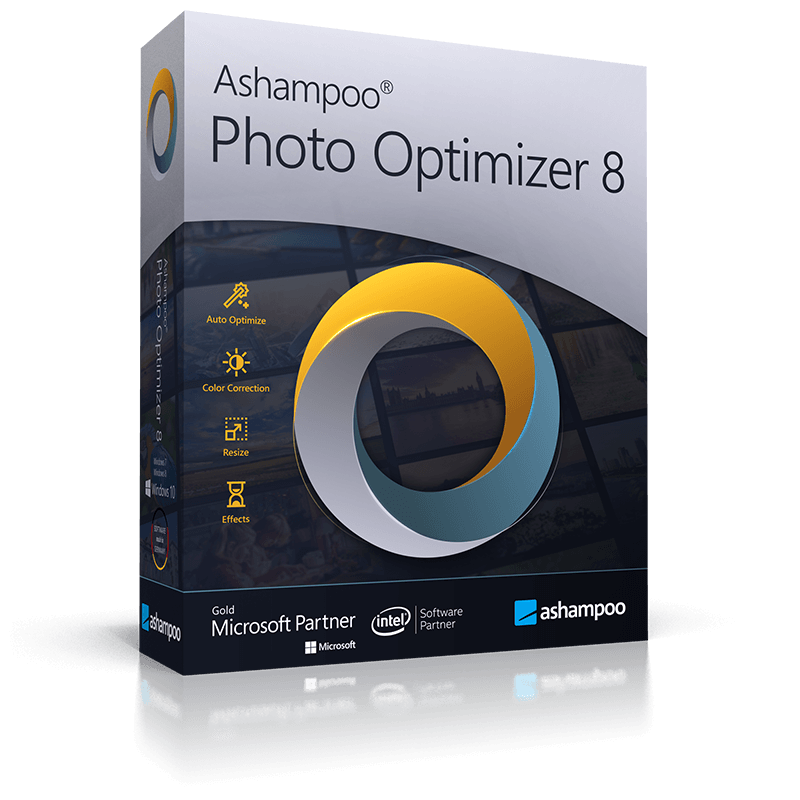 Ashampoo® Photo Optimizer 8