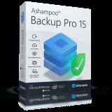 Ashampoo® Backup Pro 15
