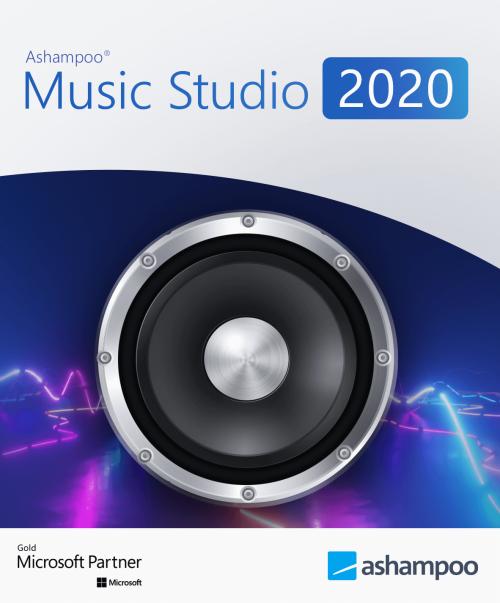 Ashampoo® Music Studio 2020