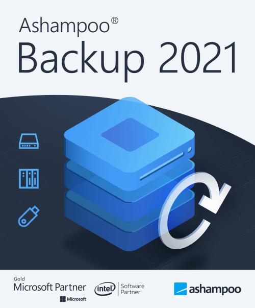 Ashampoo® Backup 2021