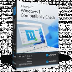 Ashampoo® Windows 11 Compatibility Check
