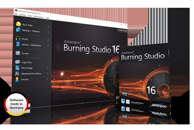 Ashampoo Burning Studio 16 mejor precio