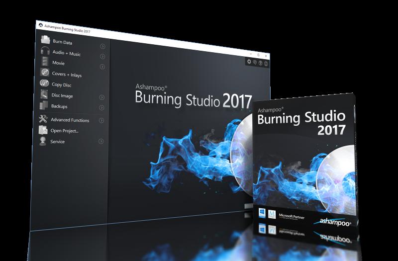 download free ashampoo burning studio 2017