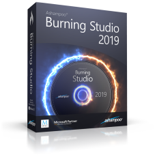 Ashampoo® Burning Studio 2019