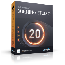 Burn, back up, copy and convert with the best burning software of its time
