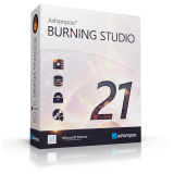 Ashampoo® Burning Studio 21