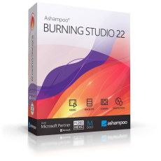 The multimedia burning application to burn, back up and rip!