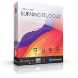 Ashampoo® Burning Studio 22