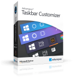 Ashampoo® Taskbar Customizer