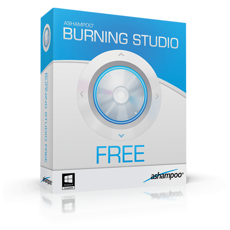 Ashampoo Burning Studio Free - Free CD & DVD Burning Software