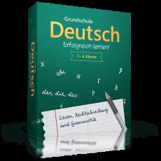 Grundschule Deutsch - Erfolgreich Lernen!