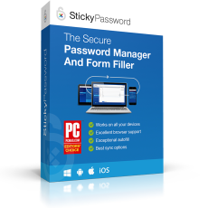 Creates, manages and stores your passwords with maximum encryption.
