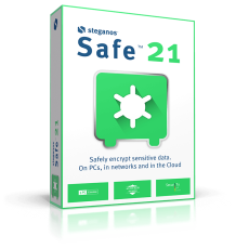 Steganos® Safe 21