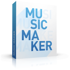 MAGIX Music Maker 2021 + Massive sound library!