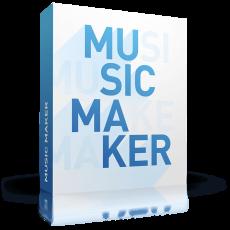 MAGIX Music Maker 2021 + Massivt lydbibliotek!