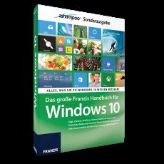 Ashampoo Sonderausgabe:<br />Das große Handbuch für Windows 10 (E-Book)