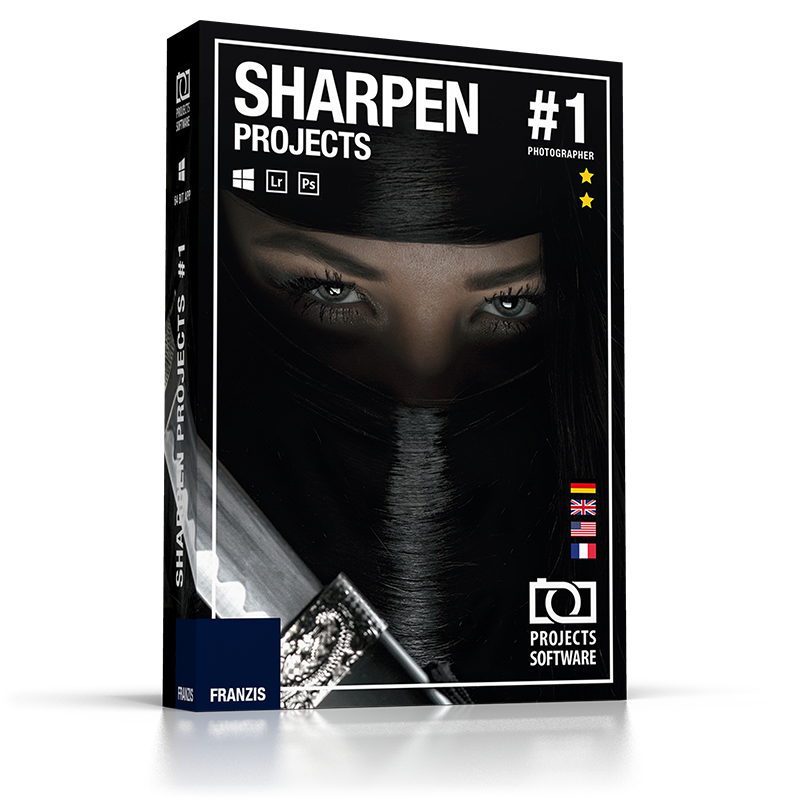SHARPEN projects photographer - Overview