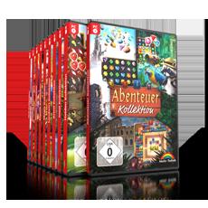 Eine ganze Sammlung handverlesener Minispiele, Puzzles und Adventure-Rätsel
