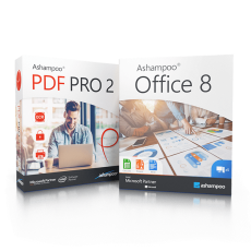 The office suite for professionals at a special-offer price!