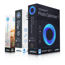 Ashampoo® Multimedia Bundle 11