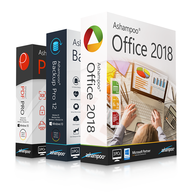 Ashampoo® Office Suite - Overview