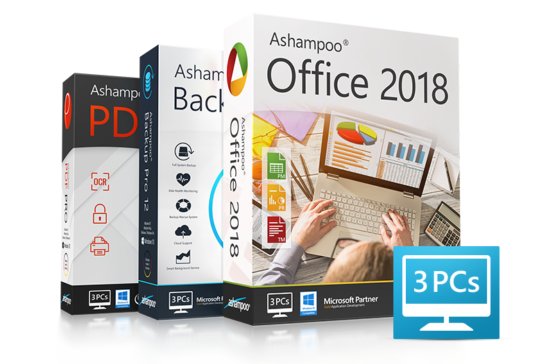 Ashampoo® Office Suite Screenshot