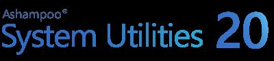 Ashampoo® System Utilities 20